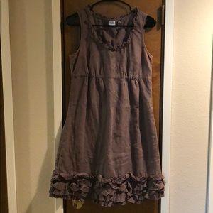 Esprit summer ruffle dress
